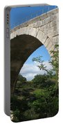 Stone Arch Of Pont St. Julien Portable Battery Charger