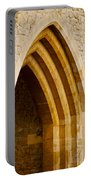 Stone Archway At Tower Hill Portable Battery Charger