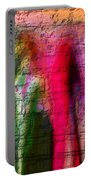 Stone Art Abstract Portable Battery Charger