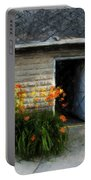 Stone Barn Acanthus Portable Battery Charger