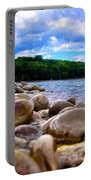 Stone Beach Portable Battery Charger