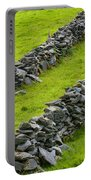 Stone Fences In Ireland Portable Battery Charger