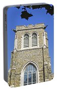 Stone Gothic Church Portable Battery Charger