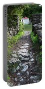Stone Pathway Portable Battery Charger