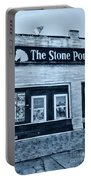 Stone Pony Cool Side View Portable Battery Charger
