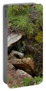 Stone Slid Away Portable Battery Charger