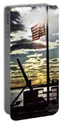 Stonington Fisherman's Memorial Portable Battery Charger