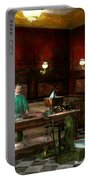 Store - Fish - C Lindenberg Hollieferont Fish Store Berlin Germany 1895 Portable Battery Charger