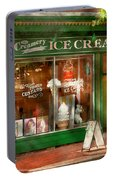 Store Front - Alexandria Va - The Creamery Portable Battery Charger