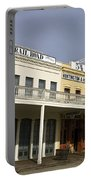 Store Fronts Old Sacramento Portable Battery Charger