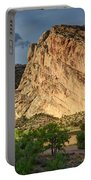 Storm Clouds Above Split Mountain Dinosaur National Monument Portable Battery Charger