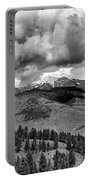 Storm Clouds Portable Battery Charger