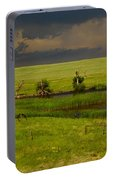 Storm Crossing Prairie 1 Portable Battery Charger