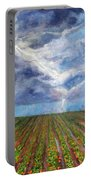 Storm Over Homestead Portable Battery Charger