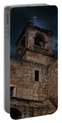Storm Over The Alcazaba - Antequera Spain Portable Battery Charger