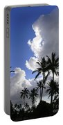 Storm Rolling In Portable Battery Charger