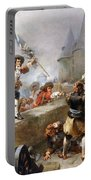 Storming The Battlements Portable Battery Charger