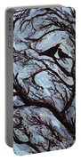 Stormy Day Greenwich Park Portable Battery Charger
