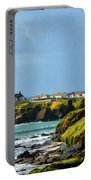 Stormy Lighthouse Portable Battery Charger