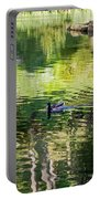 Stow Lake Idyll Portable Battery Charger