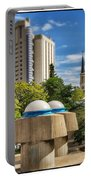 Strange Buenos Aires Architecture Tilt Shift Portable Battery Charger