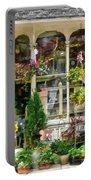 Strasburg Flower Shop Portable Battery Charger
