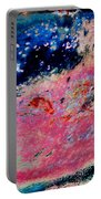 Strawberry Blueberry Universe Portable Battery Charger