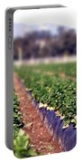 Strawberry Field Portable Battery Charger