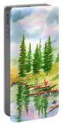 Strawberry Reservoir 2 Portable Battery Charger