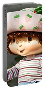 Strawberry Shortcake Portable Battery Charger