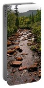 Stream Along Gros Morne Trail In Gros Morne Np-nl Portable Battery Charger