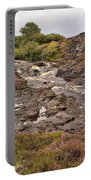 Stream Of Heather Portable Battery Charger