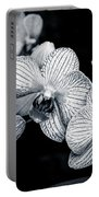 Stream Of Orchids Portable Battery Charger