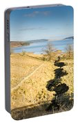 Stream To Kielder Water Portable Battery Charger