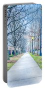 Street Alley Portable Battery Charger