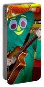 Street Corner Gumby Portable Battery Charger