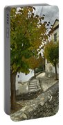 street in old Albaycin in Granada Portable Battery Charger