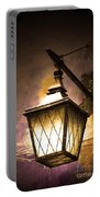 Street Lamp Shining Portable Battery Charger