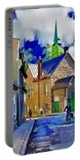 Street Life Series 01 Portable Battery Charger