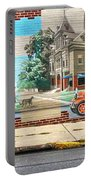 Street Mural Portable Battery Charger