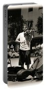 Street Musicians 2 Portable Battery Charger