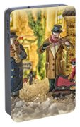 Street Musicians Portable Battery Charger
