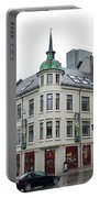 Streets Of Aalesund Portable Battery Charger