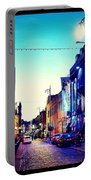 Streets Of Dublin Portable Battery Charger