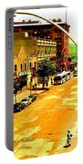 Streets Of Gold Portable Battery Charger