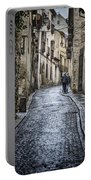 Streets Of Segovia Portable Battery Charger