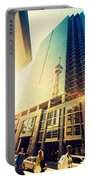 Streets Of Toronto Portable Battery Charger