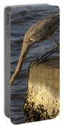 Stretch - Great Blue Heron Portable Battery Charger