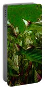 Striped Bass - Painterly V2 Portable Battery Charger