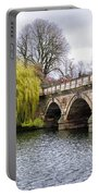 Stroll Along The Serpentine Portable Battery Charger